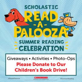 Scholastic Read-A-Palooza